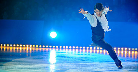 "冰上表演""Intimissimi on Ice""2016"