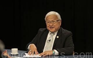 关注华人议题   联邦众议员本田拜访旧金山新唐人
