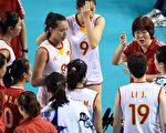 中国女排郎平(TOSHIFUMI KITAMURA/AFP)