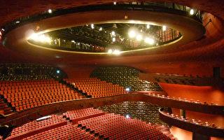 走访台中国家歌剧院  一窥剧场秘境