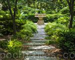 曼哈顿中城的秘密花园:都铎城绿地公园