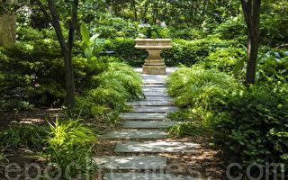 曼哈頓中城的秘密花園:都鐸城綠地公園