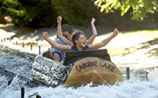 Canobie Lake乐园。(Canobie Lake Park提供)