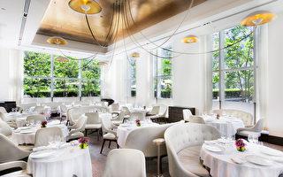 落地玻璃,舉目可見中央公園,讓用餐時的心情份外愉快 ( Jean Georges 提供)