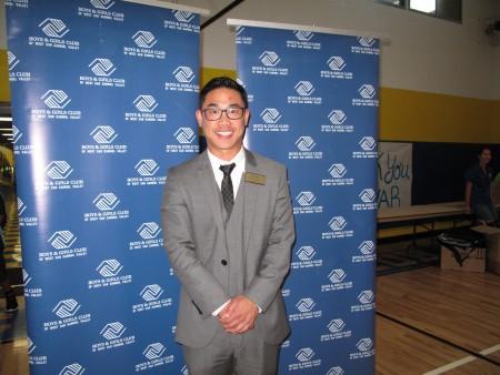 西圣盖博谷房地产公会会长(West San Gabriel Valley Association of Realtors)Kevin Kwan。(刘菲/大纪元)