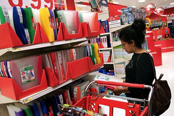 本周全美12州购物免税,想要帮孩子买学校用品的家长们,要把握机会哦!(Tim Boyle/Getty Images)