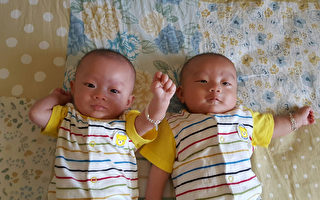 亚洲首例! 30岁台湾妈咪异位怀5胞胎