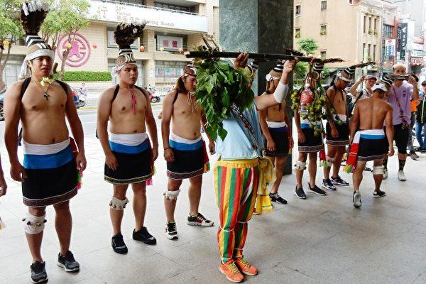 基隆市原住民聯合豐年祭 總頭目感受被尊重