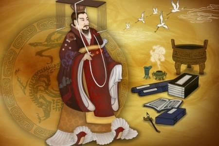 漢武帝在政治制度上推行變革,為大一統進行著準備。(柚子/大紀元)