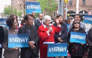 竞选员工曾冒犯亚裔 遭史塔文斯基开除