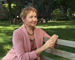 2003年11月11日,画家芭芭拉.舍费尔大头朝下从七米高的工作台摔到地上,生命陷入绝境,被西医判为毫无痊愈的希望。修炼法轮功四个月,她的身体完全恢复健康,又回到了热爱的工作中。(OliverTrey/大纪元)