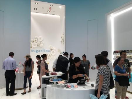成年人糖果店Sugarfina,很多华人光顾。