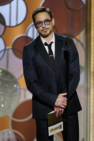 小罗伯特‧唐尼(Robert Downey Jr.)。 (Paul Drinkwater/NBCUniversal via Getty Images)