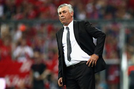 安切洛蒂执教拜仁首场德甲比赛,取得六球大胜。 (A. Hassenstein/Getty Images)