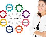 繁忙的生活中 寻找身心平衡