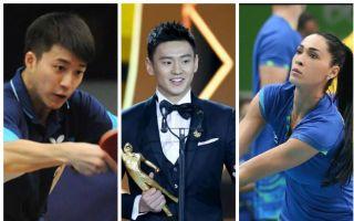 有了多位颜值爆表的明星级运动员参赛,更使里约奥运大有看头。(大纪元合成图片)