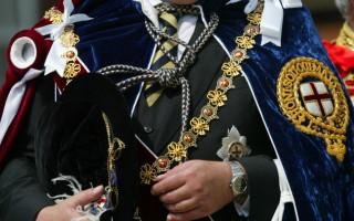 8月9日英國威斯敏斯特公爵傑拉爾德·卡文迪什·格羅夫納在英國蘭開夏的獵鳥莊園突發心臟病去世。( TOBY MELVILLE/AFP/Getty Images)