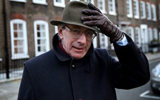 英國前外相聶偉敬(Malcolm Rifkind)在《電訊報》撰文說,如果允許中共修建欣克利角核電站,它可能在危機時刻切斷英國電源。 (Peter Macdiarmid/Getty Images)