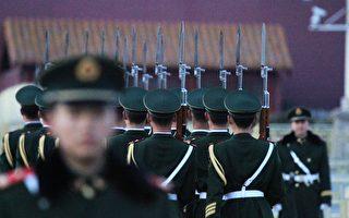 中共北戴河会议前夕,武警部队被大清洗。(VCG/VCG via Getty Images)
