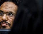 周一(8月22日)荷兰海牙国际刑事法院审理艾哈迈德·马赫迪(Ahmad al-Mahdi)摧毁廷巴克图文化遗产的罪行。这是国际刑事法院第一次将毁坏遗址文物视为战争罪。(ROBIN VAN LONKHUIJSEN/AFP/Getty Images)