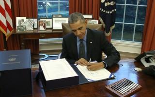 奧巴馬啟用白宮即時通 每天讀10封民間來信