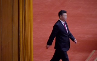Chinese President Xi Jinping attends the celebration ceremony of the 95th Anniversary of the Founding of the Communist Party of China at the Great Hall of the People in Beijing on July 1, 2016. China's Communist Party take the ruling organisation's membership to almost 88 million and the anniversary of the Party's founding falls on July 1. / AFP / WANG ZHAO        (Photo credit should read WANG ZHAO/AFP/Getty Images)