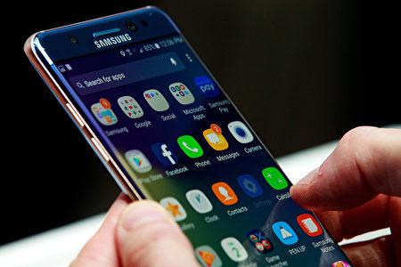 一个面向中国的6GB RAM,内置128 GB 存储的三星Galaxy Note 7的特殊版本还在研究中。 (Drew Angerer/Getty Images)