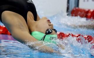 13岁少女地震幸存奥运参赛 未晋级也感恩