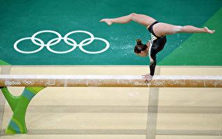 里約奧運會8月5日開幕啦,體操比賽是奧運會上最受電視觀衆歡迎的項目之一。  (Photo by David Ramos/Getty Images)
