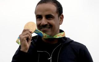 独立运动员奥运首金 阿迪哈尼射击创历史