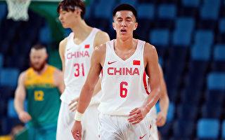 中国男篮奥运连吞四败 顿顿吃麦当劳