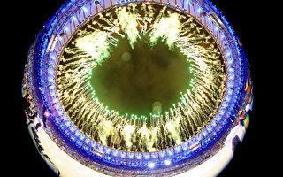 8月21日晚,里约奥运会在马拉卡纳体育场闭幕。(Ezra Shaw/Getty Images)