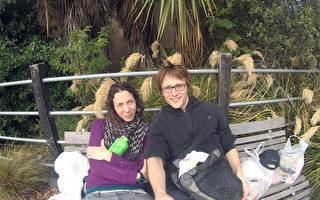到纽西兰远足迷路 女子山中一个月奇迹生还