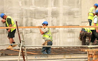 今年紐約州開發商的新樓申請大幅度減少 (Scott Barbour/Getty Images)
