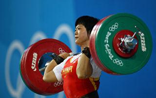 奥运冠军刘春红和她的两名队友8年前参加北京奥运会的药检结果呈阳性。(Clive Brunskill/Getty Images)