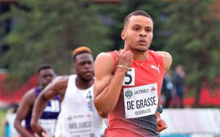 首征奧運 加拿大21歲短跑新星奪牌勢盛