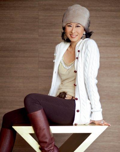 叶倩文将担任《林子祥越唱越响40周年演唱会》大马站的表演嘉宾。 (图/星艺娱乐提供)
