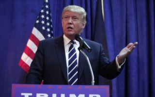 共和黨70人籲切斷競選經費 川普: 我撤資助