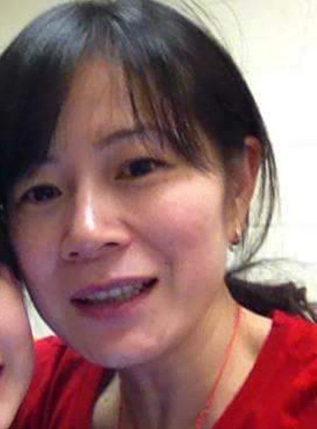 """37岁的蒋女士,经过4年漫长的""""争女之路"""",最终罹患癌症去世,留下深深的遗憾。 (陈家龄提供)"""
