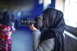 开幕电影《锁不住的镜头》(Frame By Frame)剧照。(国际特赦组织香港分会提供)