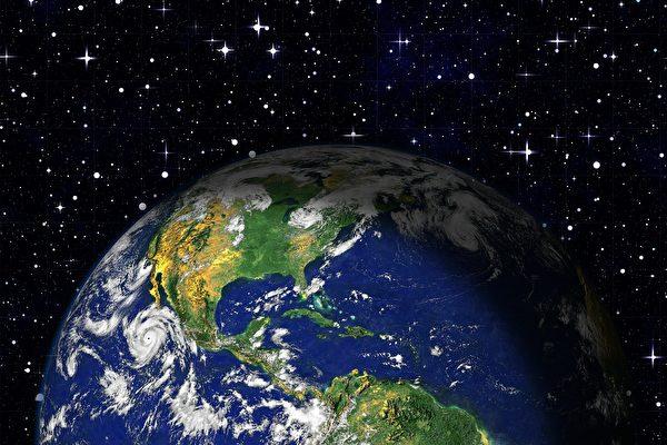 神秘力量牵引地球 飞向2亿光年外