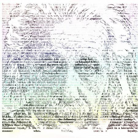 """笃信宗教的爱因斯坦曾说:""""我们现在所看到的只是一个尚未完全理解的真正实体的局部。""""(公共领域)"""