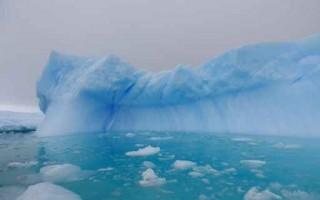 南极冰棚加速崩解 海平面恐上升10公分