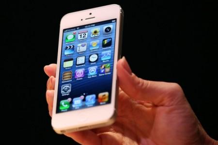 据悉苹果公司将在9月7日正式发表iPhone 7新一代手机。(Justin Sullivan/Getty Images)