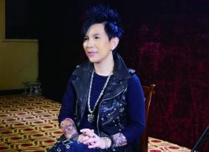 台湾歌手潘美辰。(潘美辰微博)