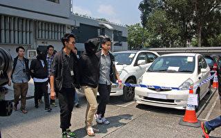 涉恐吓新议员朱凯廸 香港6人被捕