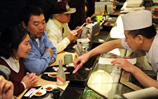 在美國,中餐館和日本料理店是很受歡迎的餐館,細心的顧客可能會發現,多家日本壽司店的老闆是中國人。(AFP PHOTO / Yoshikazu TSUNO)
