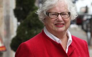 纽约州第16选区现任参议员史塔文斯基获多位民意代表、民选官员背书,支持她竞选连任。 (史塔文斯基竞选团队提供)
