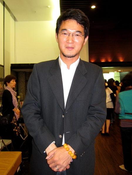 刘建国_立法委员(摄影: 戴德蔓 / 大纪元)