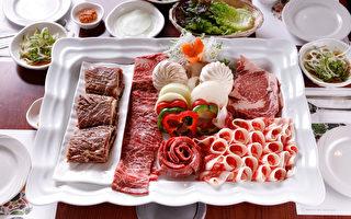 丰林餐厅: 全黑牛肉套餐 极品飨宴